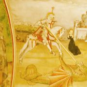 Affreschi di San Giulio a Lemie